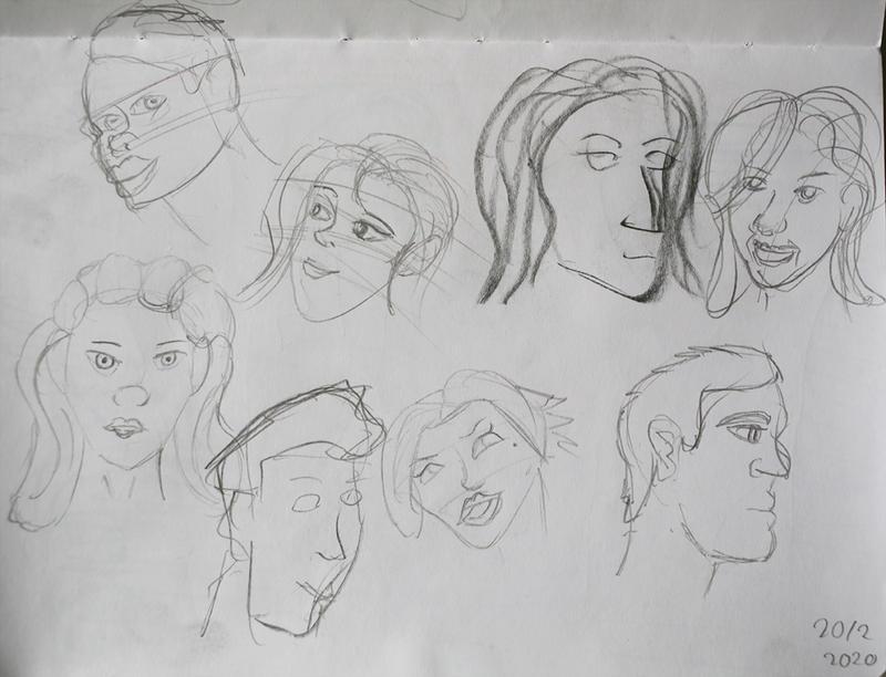 heads w8d2