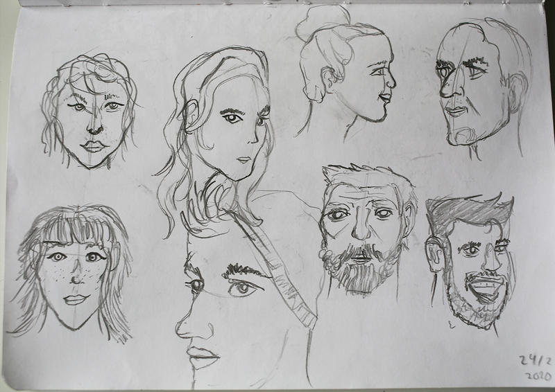 heads w8d6