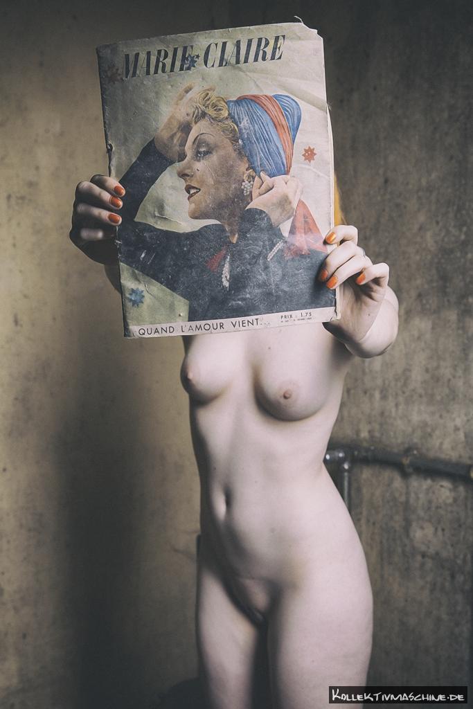 Marie-Claire by Kollektivmaschine