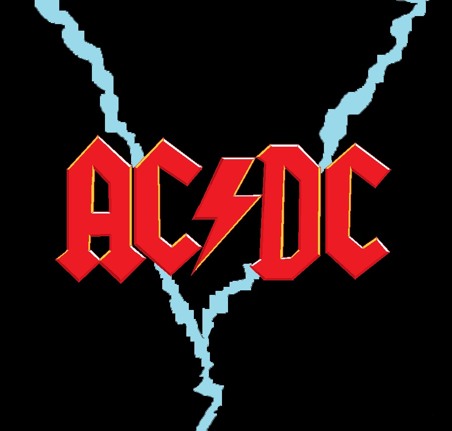 AC DC Logo by angelbelievers