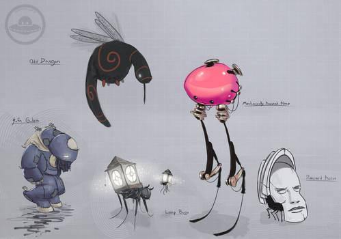 Creatures 01