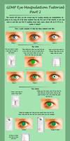 GIMP eye tutorial: Part two