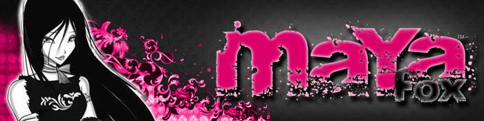 mayafox ID by schrita