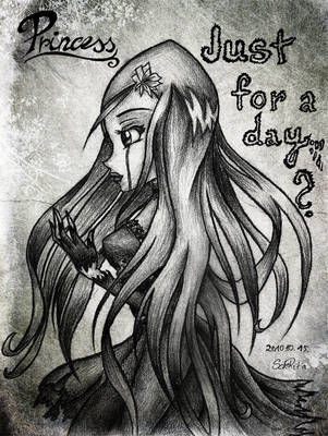 Princess Just for a day...? by schrita