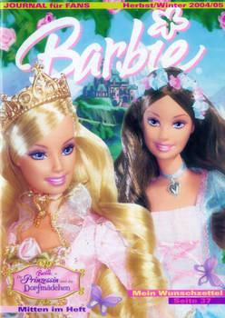 Barbie Magazine 2004-05 Cover