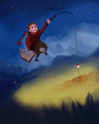 Fishing by inthemeadows