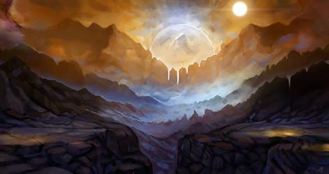Mars wip by inthemeadows