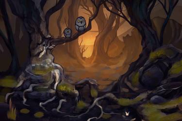 Swamp by inthemeadows