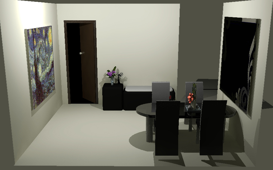 dining area by enigma00 on deviantart