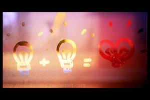 Love is Light by VioletEvans