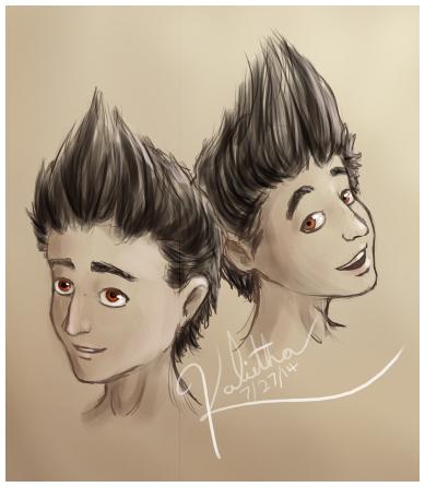 Twins by Kalietha