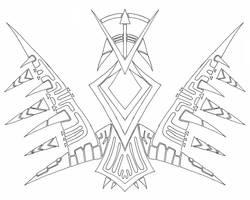 W Symbol by Drayo