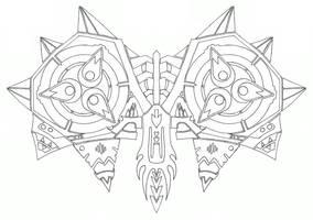 X Symbol by Drayo