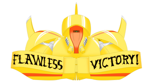 Flawless Victory Banner 2017