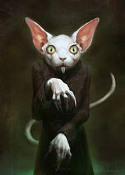 Vamp cat