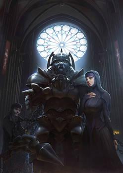 Bishop of steel