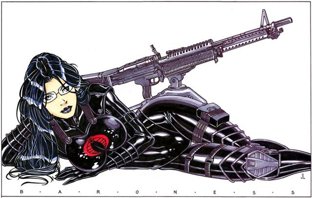 Baroness by Hernandez-Henson