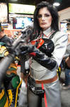 Baroness in Resolute at San Diego Comic Con 2012