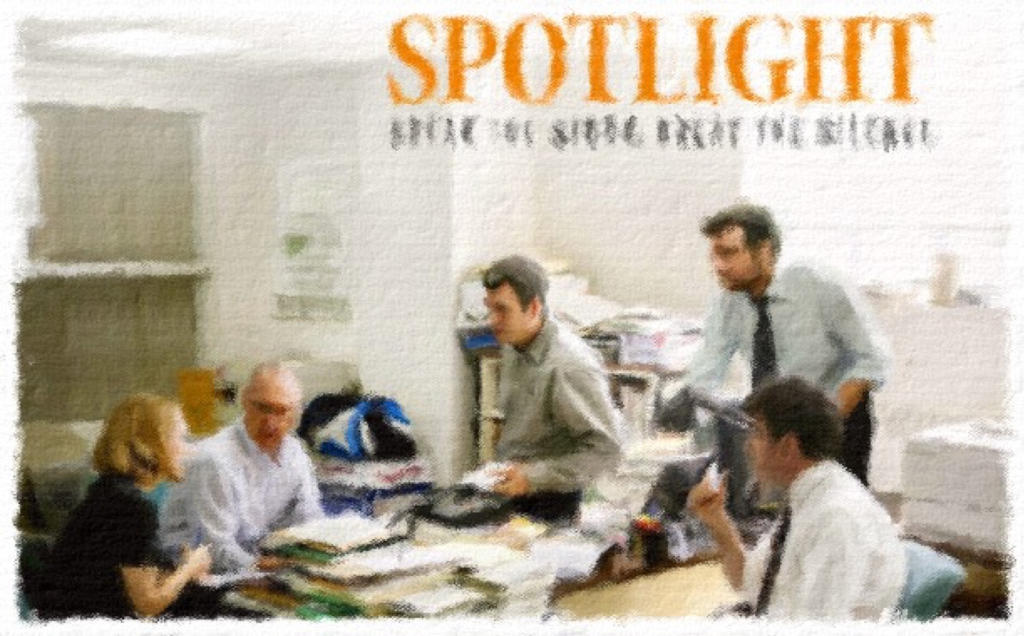 Spotlight - 2015 Best Picture by Hernandez-Henson