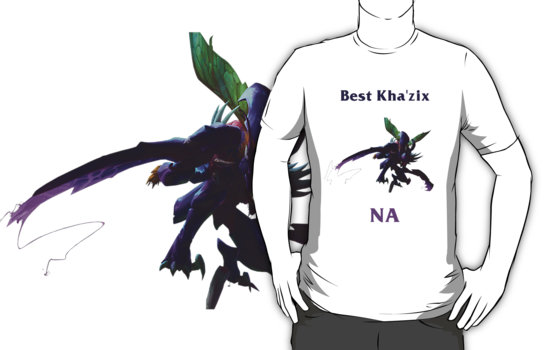 Best Kha'zix NA by TypoGraphic-Tees