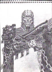 Requiem Knight by FalseChaimera
