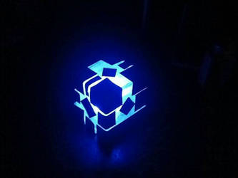 The Cube activated by FalseChaimera