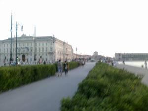 Piazza Unita' D'Italia Trieste