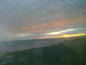 Sunset by janedmcgeneric