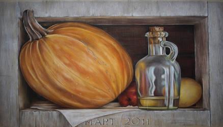 Pumpkin   Trompe l oile
