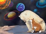 Friendship in Space