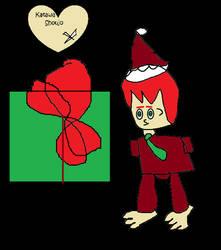 Rin's Christmas - Katawa Shoujo by solidwheel02