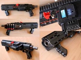 Nerf CS 35 Convertion