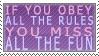 Rules by PurpleJadePrincess