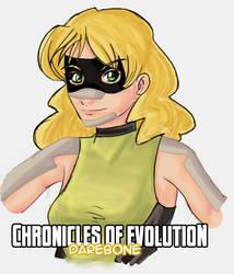 Chronicles of Evolution: Darebone by ssjgirl
