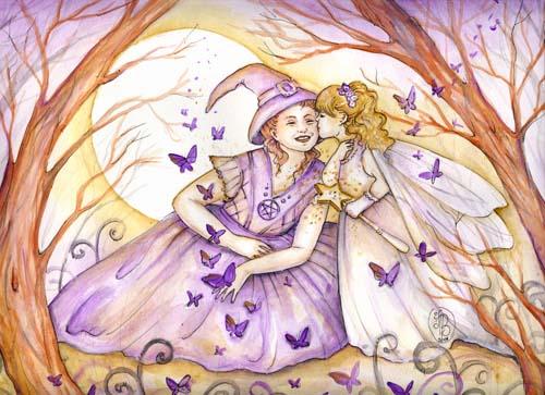 A little magic by Maria-van-Bruggen