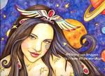 Goddess of the sky Nuit