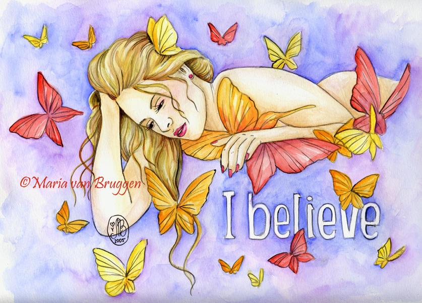 I believe... by Maria-van-Bruggen