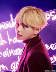 BTS V -WINGS-