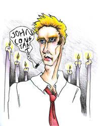 Johnny C. by sassyskunk