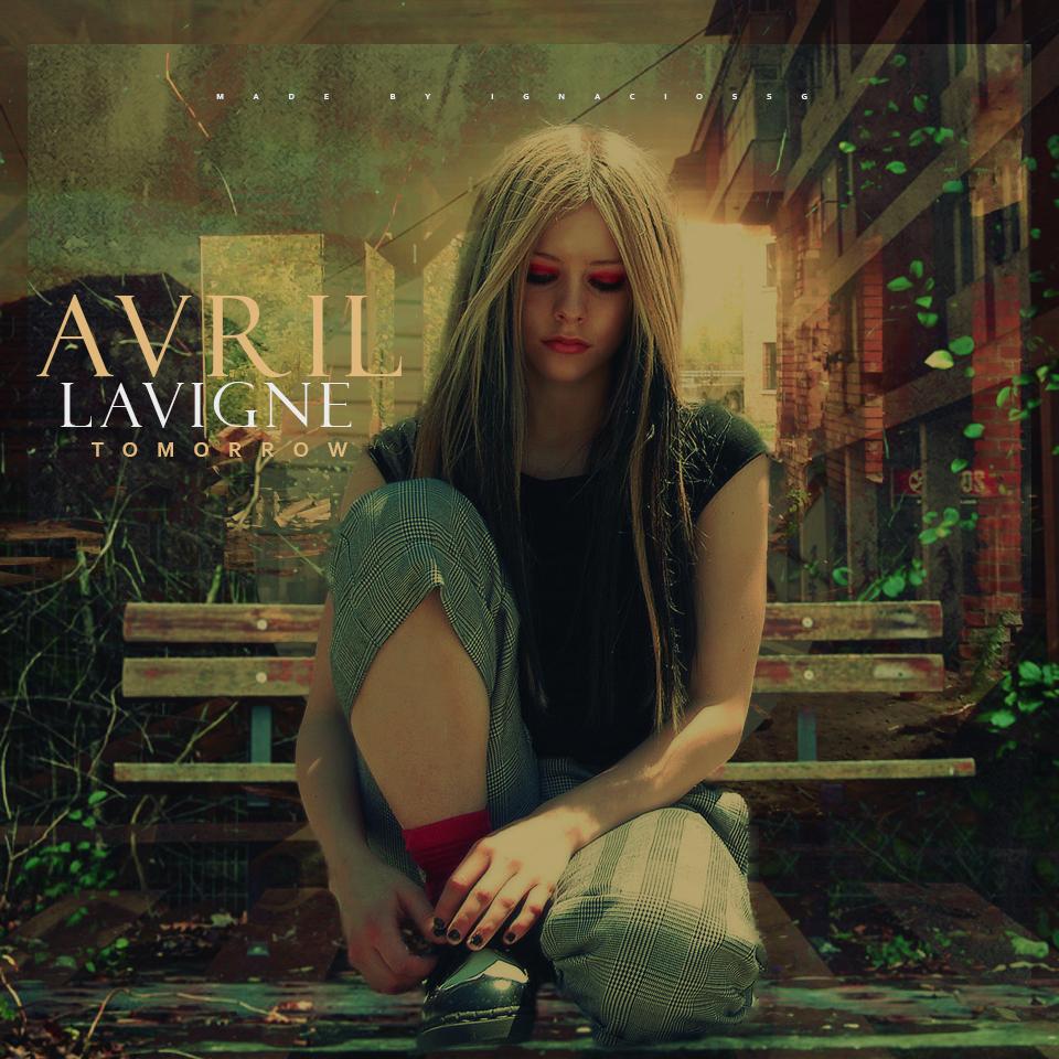 Avril Lavigne - Tomorrow by Ignaciossg on DeviantArt Avril Lavigne Tomorrow