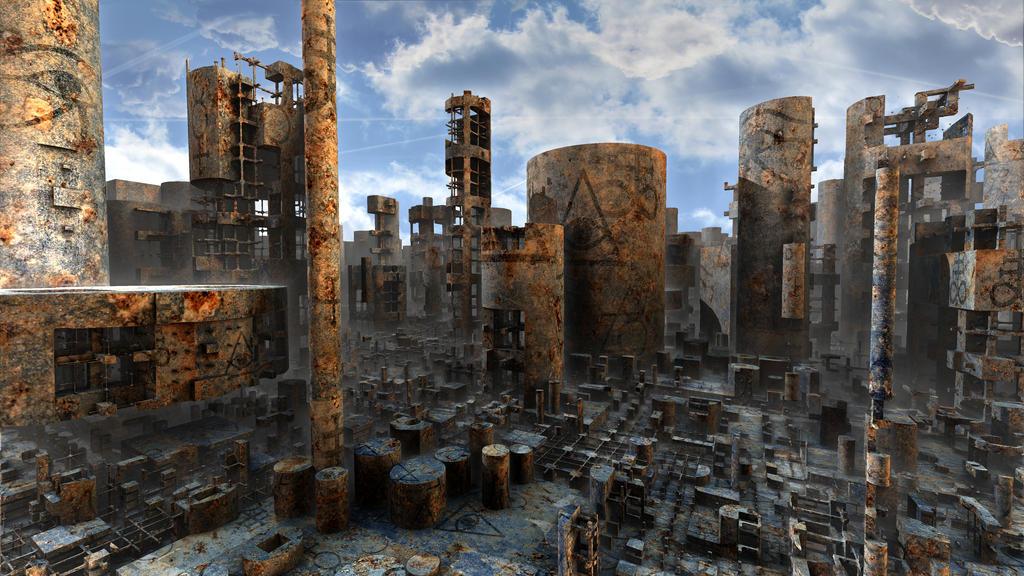 Deindustrialization by Aerison