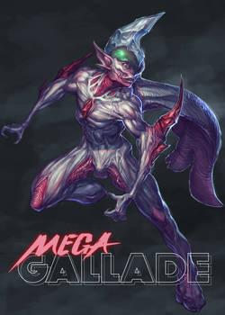 Mega Gallade