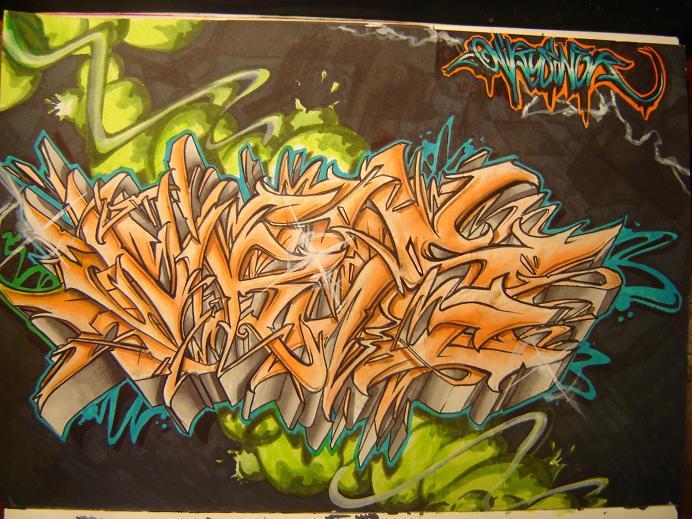 Virus sketch by Eastwest89