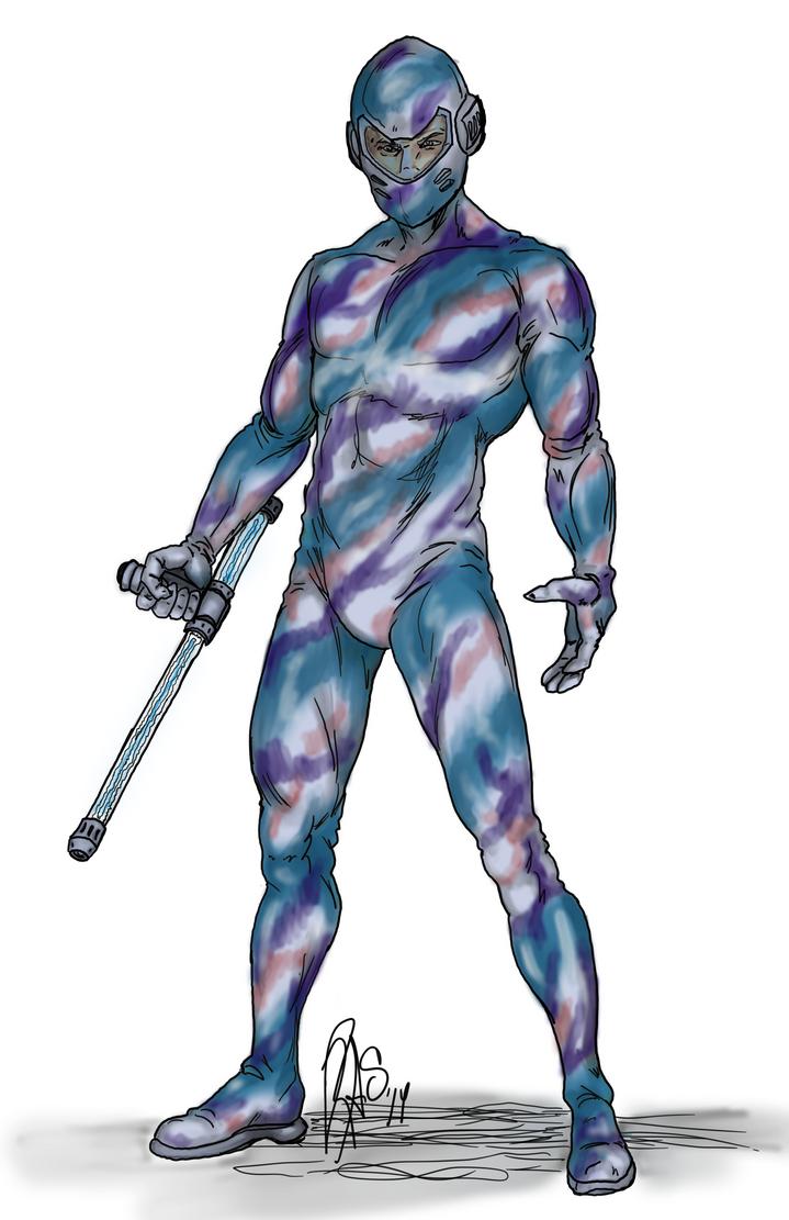Vigilante Digital - 01 by Spake759