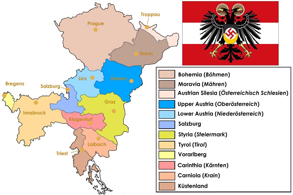 Ah map third reich german austria by spake759 on deviantart ah map third reich german austria by spake759 altavistaventures Images