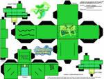 Flying Dutchman Cubeecraft 1 by james-j123