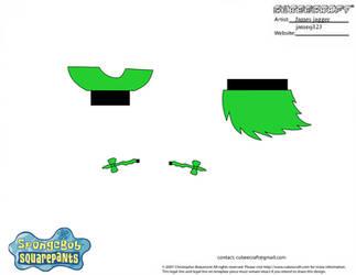 Flying Dutchman Cubeecraft 2 by james-j123
