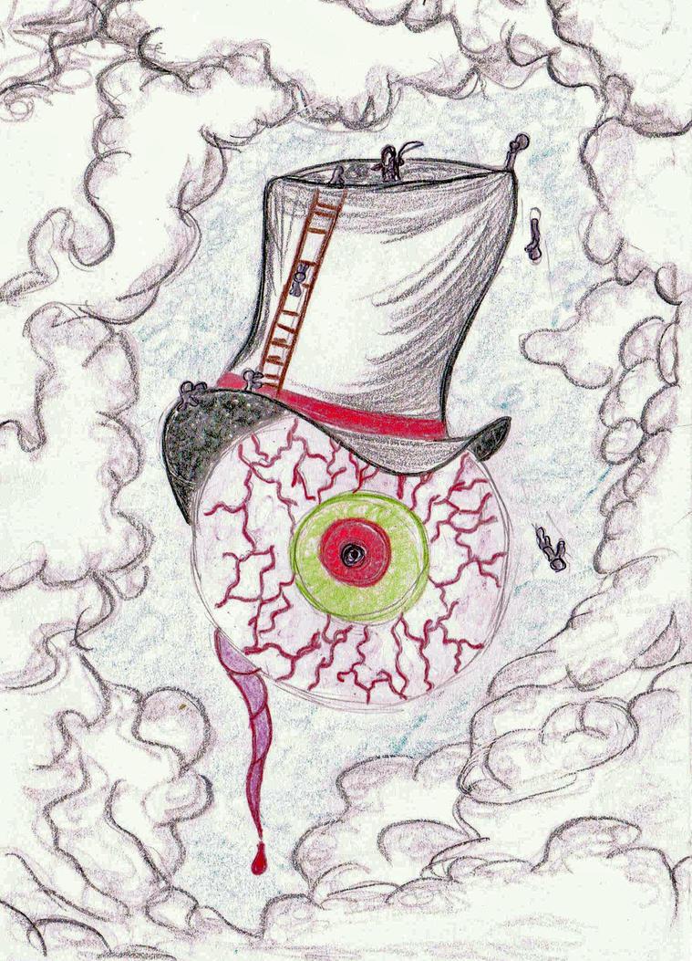 Wonder Eye... by 969bloodybones