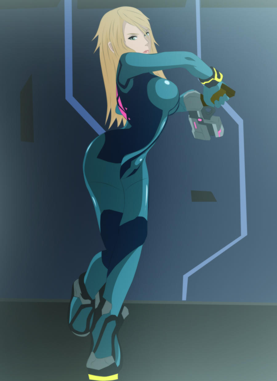 zero suit samus and link kiss - photo #49