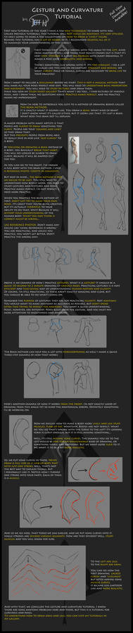 Gesture and Curvature Tutorial